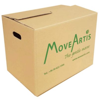hajtogatós költöztető doboz