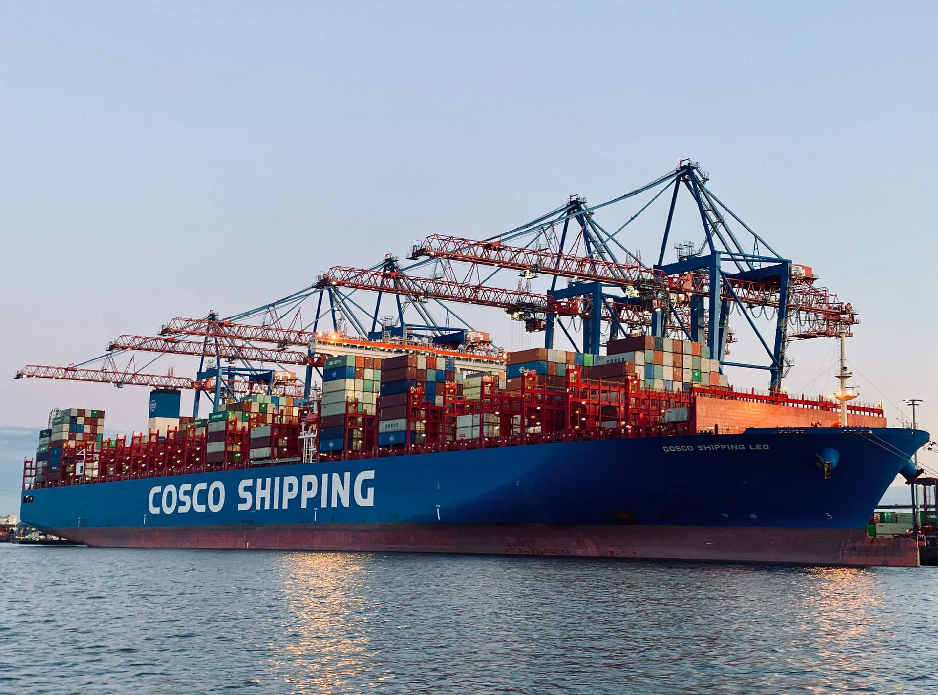 Tengeri konténeres szállítás – profi nemzetközi költöztetés