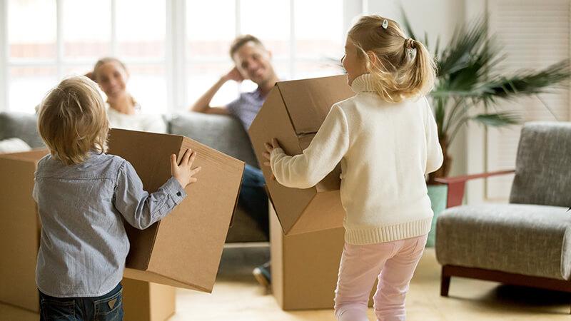 Külföldre költözés gyerekkel, családdal