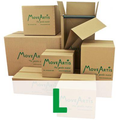 költöztető doboz csomag